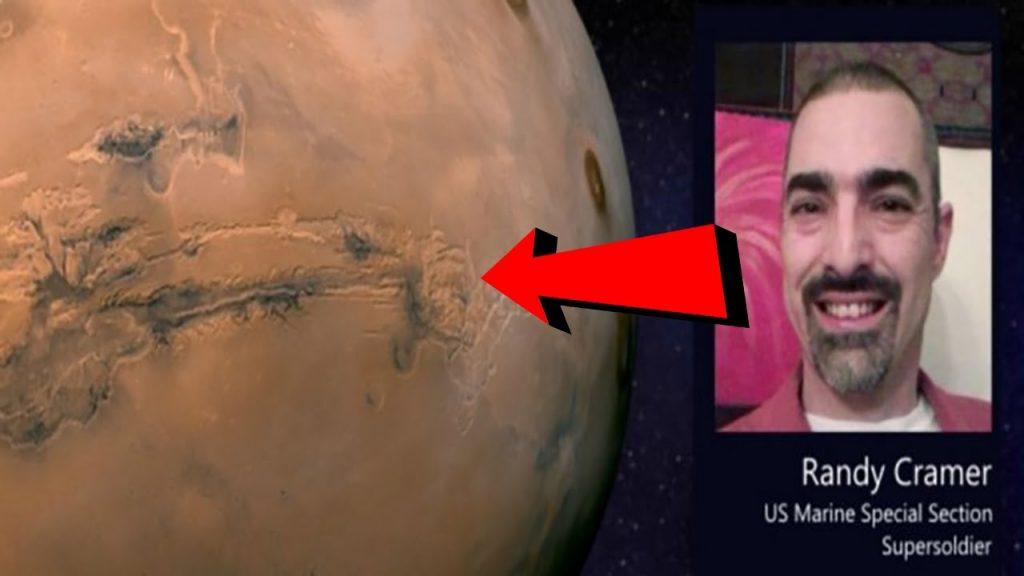 Randy Cramer el hombre que vivio 17 años en Marte la verdad