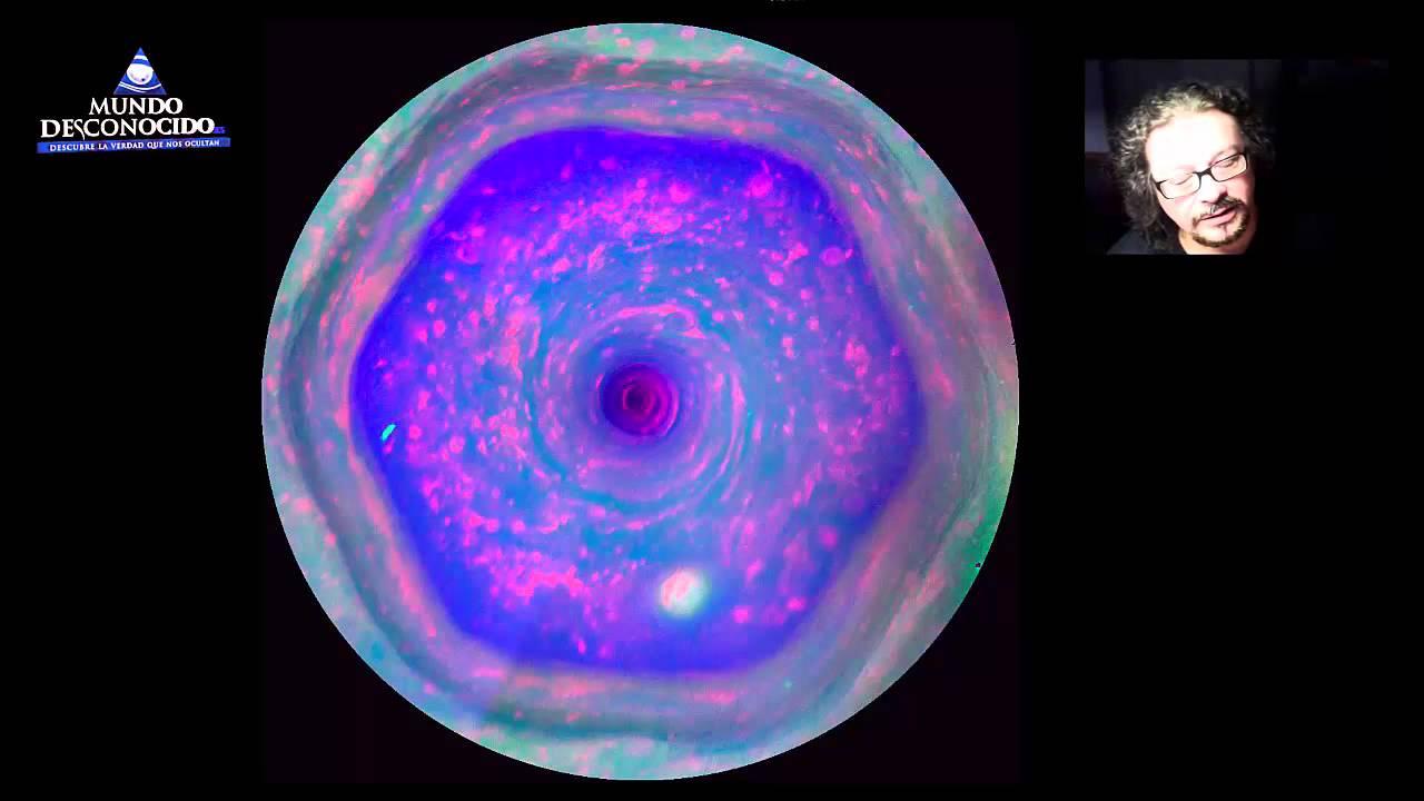 NASA oculta algo en Saturno y Júpiter