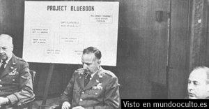 Proyecto Blue Book: 130.000 documentos OVNI desclasificados llegan a la red