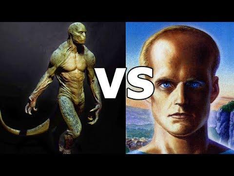 Reptilianos vs Ummitas