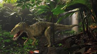 Tiranosaurios Vivos En Australia.