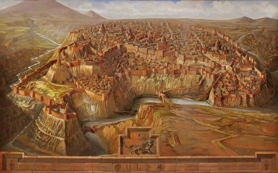 Túneles Subterráneos Secretos del Antiguo Culto Mesopotámico se revelaron bajo las Ruinas de Ani