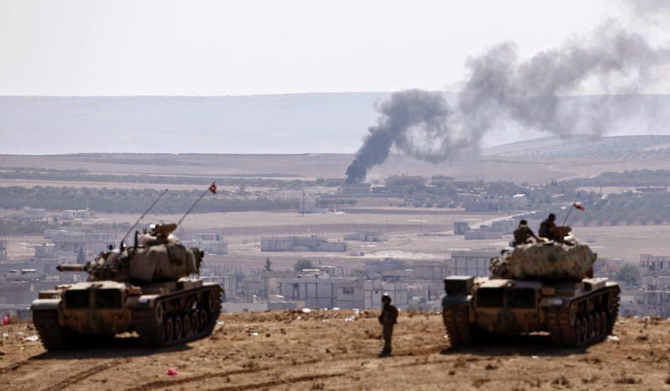 Ex miembro de ISIS denuncia cooperación del Ejército turco con el grupo