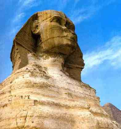 El Sáhara tuvo vegetación hace 11.000 años y la Esfinge ya estaba allí