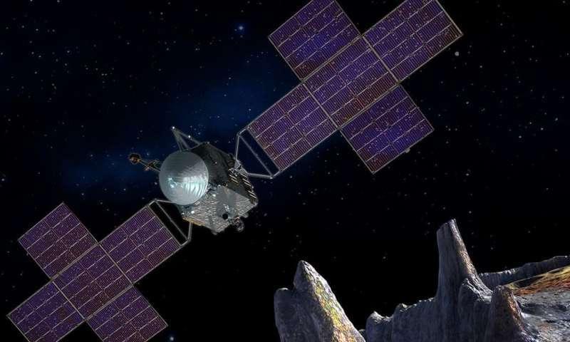 El asteroide metálico Psyche está preparado para una visita anticipada de la NASA