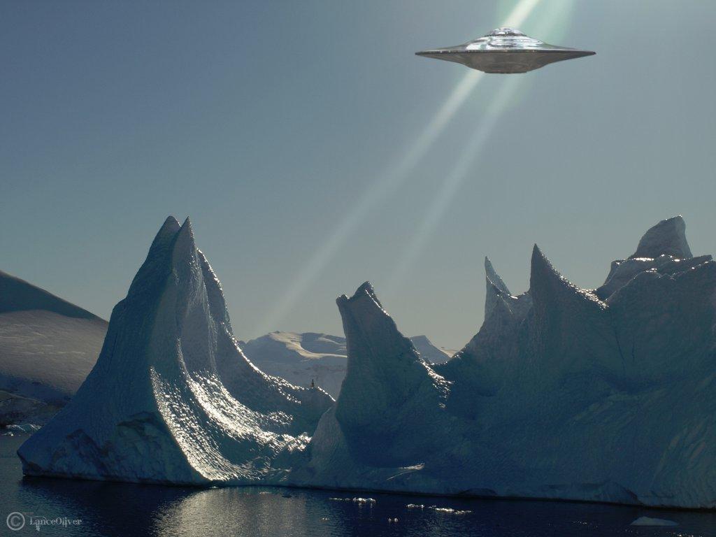 ¿Por qué han ocurrido tantos fenómenos ovnis en la Antártida?