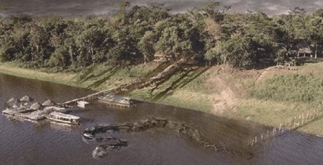 Yacumama: ¡La serpiente come humanos Más grande está aún viva!