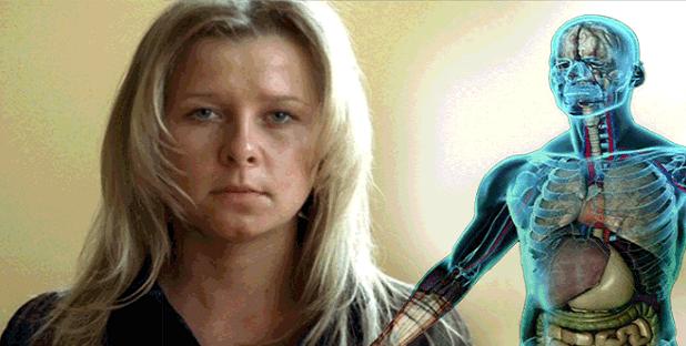 Natasha Demkina: La chica Rusa con visión de Rayos X