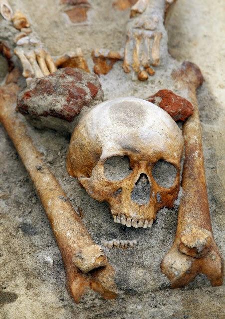 Gliwice, Polonia; El misterio del cementerio de los vampiros