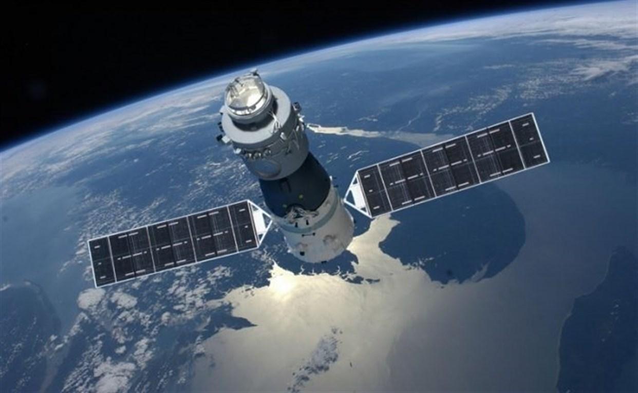 La primera estación espacial china caerá a la Tierra en marzo