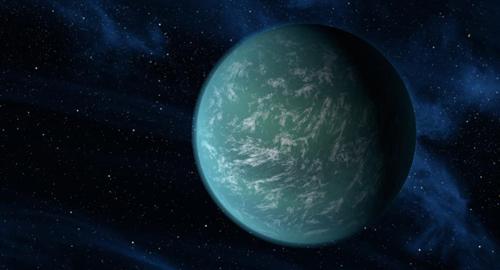 Mantas de metano mantendrían a los planetas jóvenes calentitos