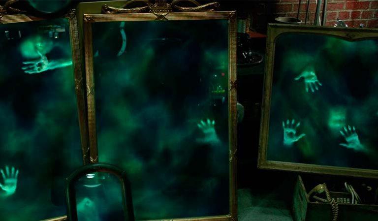 1515648202736493331462472675256 - Los espejos, los portales utilizados por espíritus