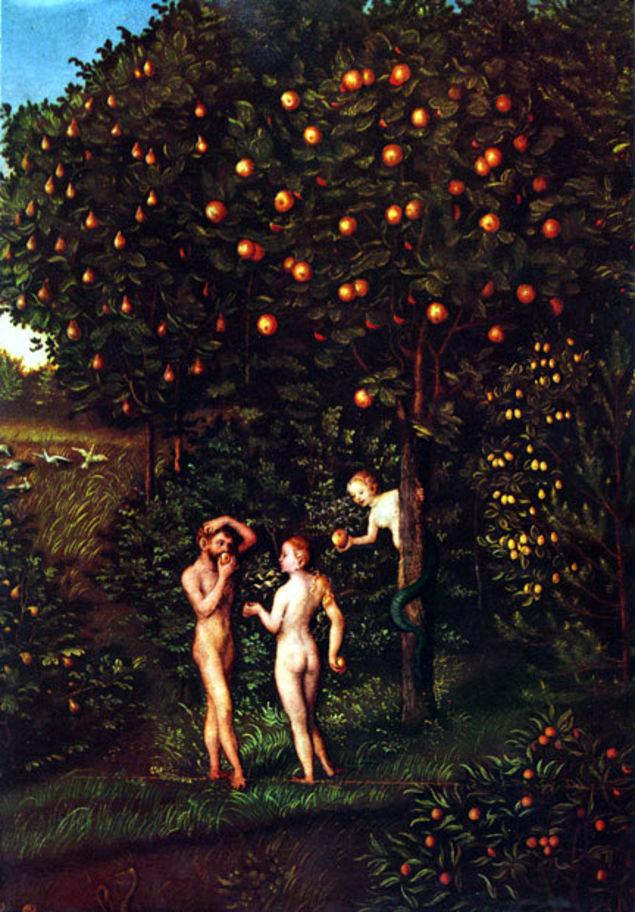 """15162304025012781263887670932013 - El """"fruto prohibido"""" de la Biblia nunca fue una manzana, fue un error de traducción"""