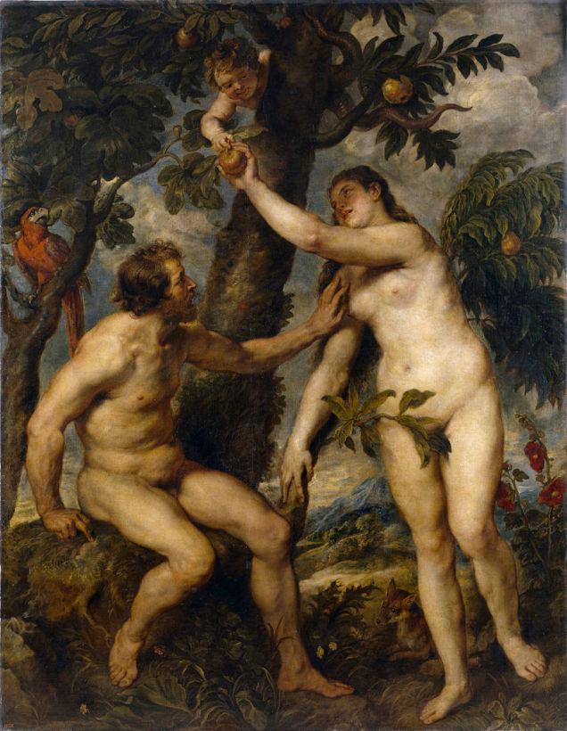 """15162304201158515754999368539871 - El """"fruto prohibido"""" de la Biblia nunca fue una manzana, fue un error de traducción"""