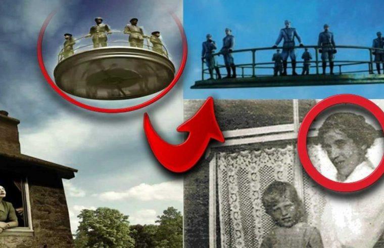 El increíble caso de los viajeros en el tiempo que miraban la I Guerra Mundial