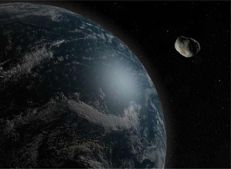 Detectado objeto en orbita a la tierra con uso desconocido