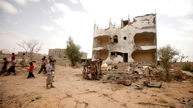 'Bolsas de dinero': Cómo la CIA paga a familias de víctimas inocentes de bombardeos en Yemen