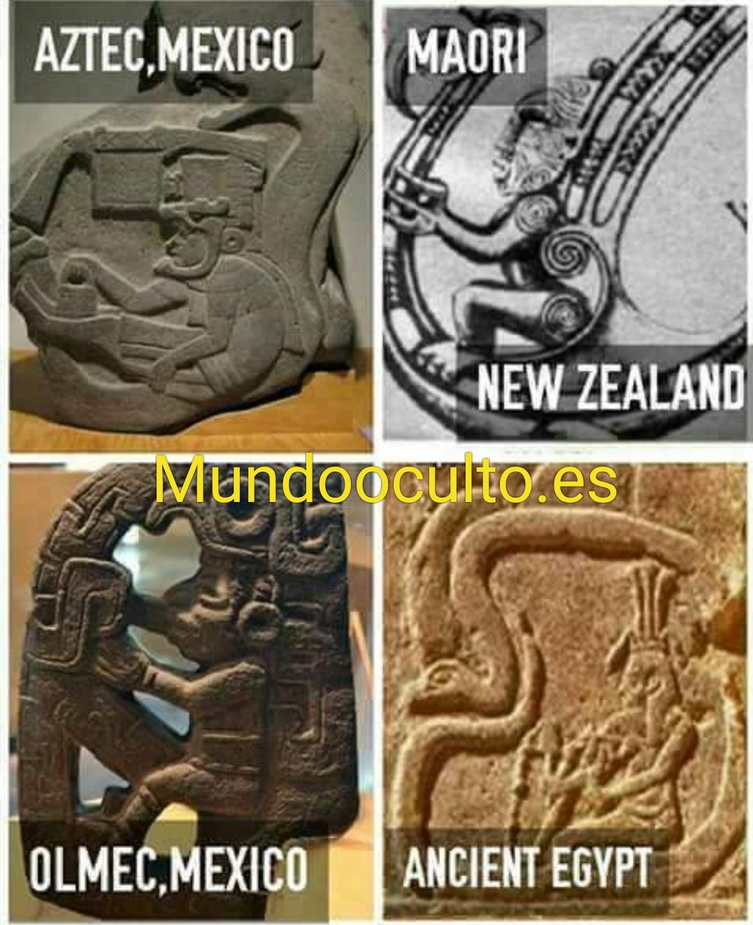 Nos visitan hace miles de años