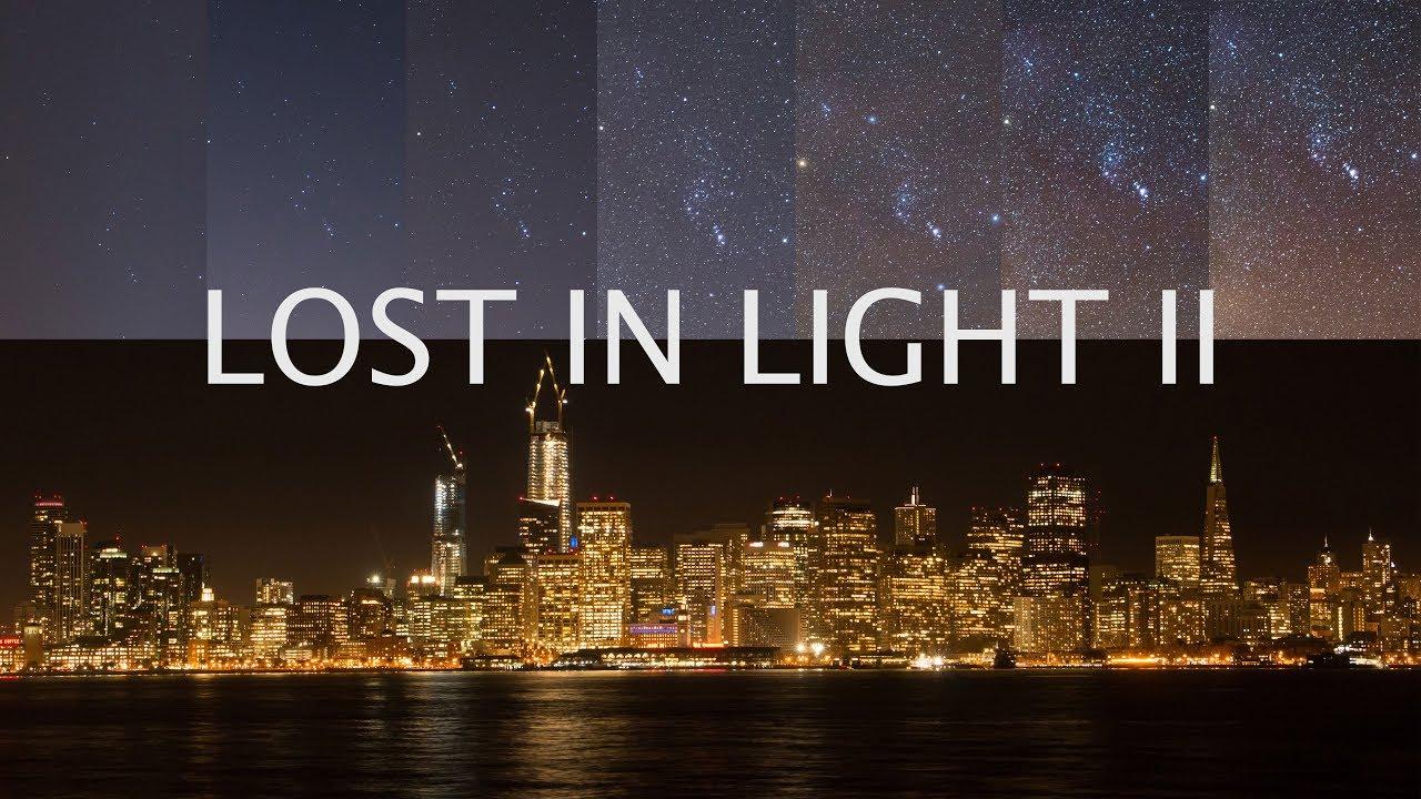 Así es como la contaminación lumínica realmente afecta nuestra visión del cielo nocturno