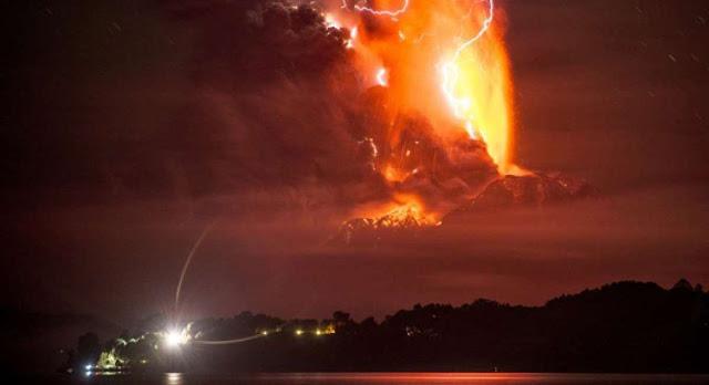 Así fue la erupción más potente de la historia que pasó desapercibida por los científicos