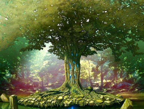 borrador automatico 126 - ¿Sabías que hay un Árbol que Sostiene toda la Vida?