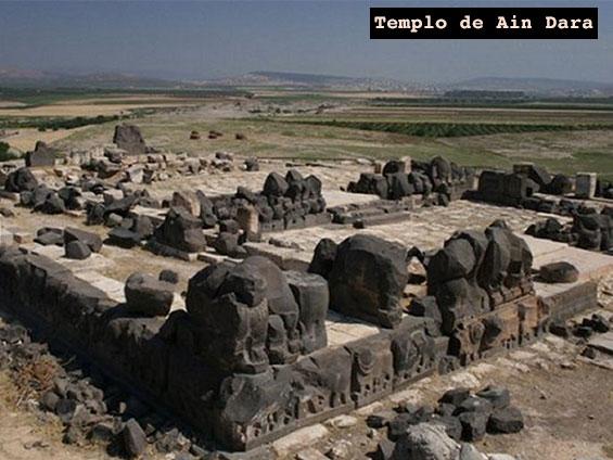 borrador automatico 139 - El misterio de las huellas gigantes en el Templo de Ain Dara