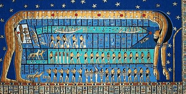 Antiguos Egipcios vieron una estrella ubicada a 92 años luz de distancia?