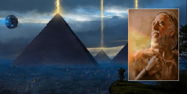 Es Enoc, el verdadero contructor de las pirámides ?