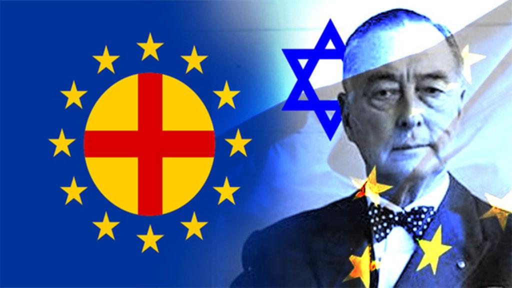 """El Oscuro Plan Sionista """"Kalergi"""" y la Destrucción Total de Europa"""