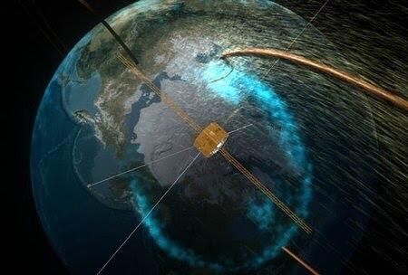 Cada 8 minutos se abre un portal magnético entre la Tierra y el Sol