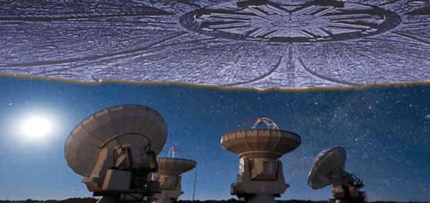 Científicos detectan ondas de radio cósmicas: Los Extraterrestres están tratando de contactarse con la Tierra