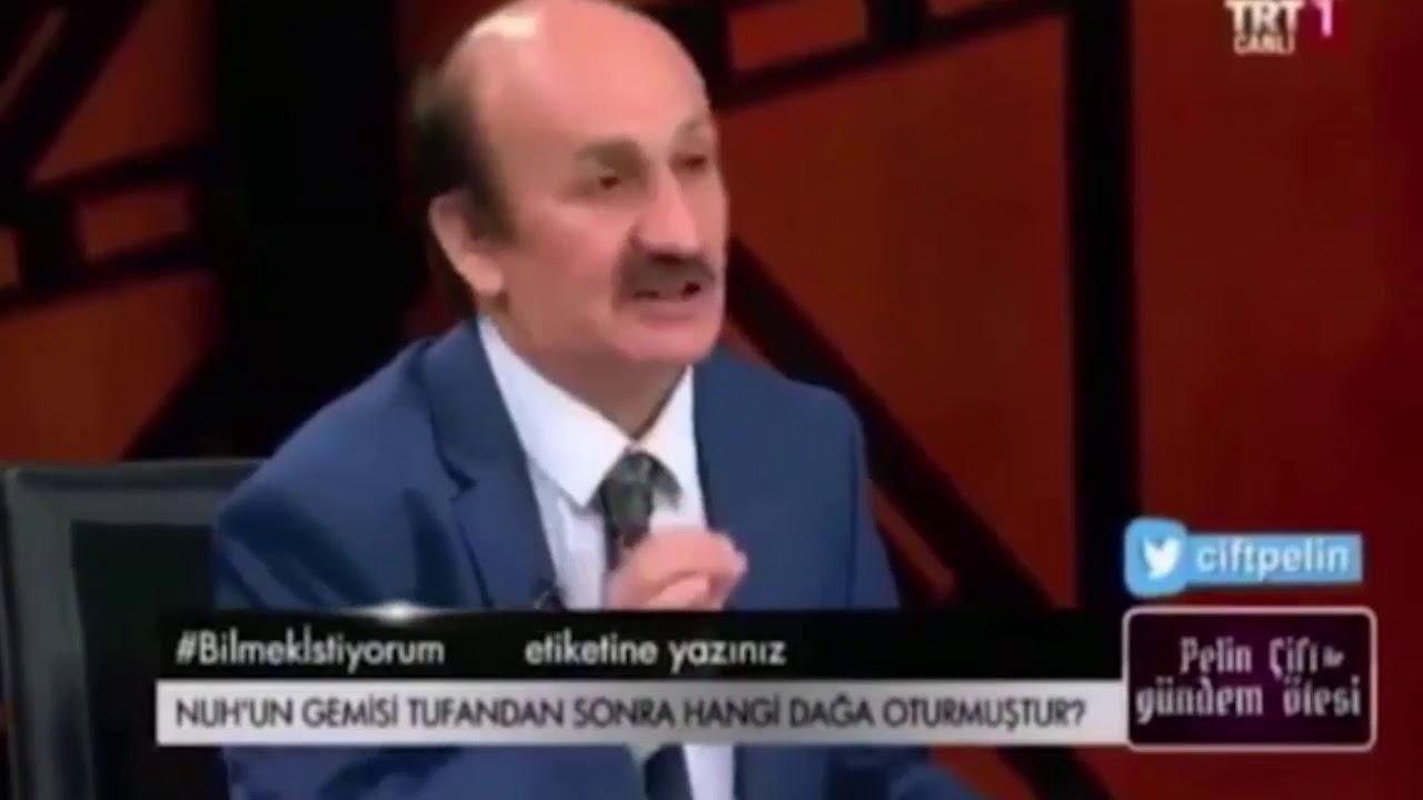 El arca de Noé era una nave nuclear, afirma un experto turco