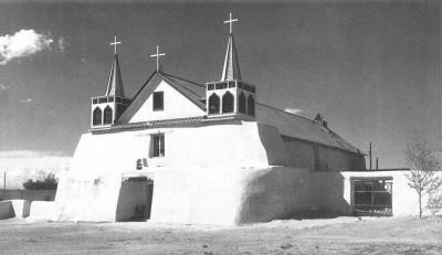 El cadáver incorruptible de Isleta Pueblo