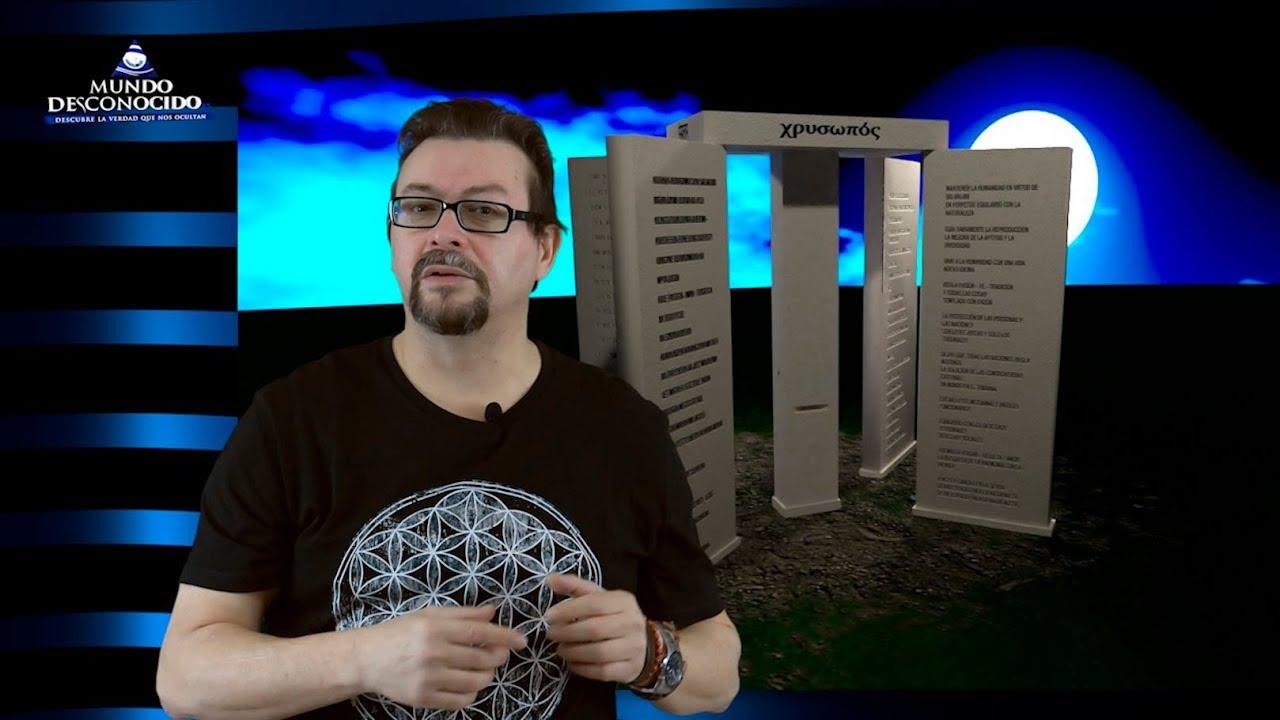 El Mensaje Secreto del Monumento Illuminati de Guidestones