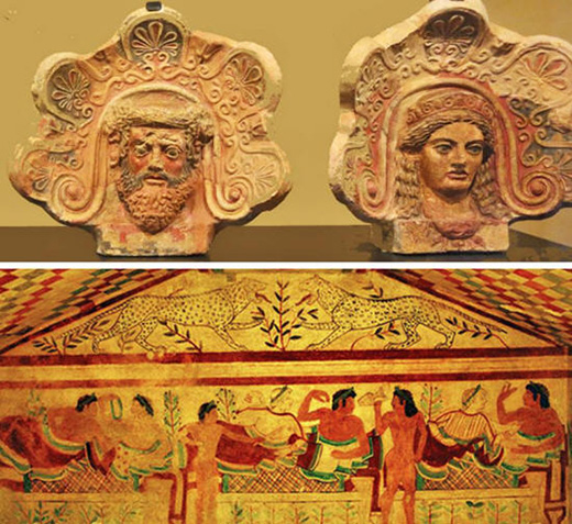 """el origen del nombre vaticano y la diosa etrusca """"vatika"""" 3 - El Origen Del Nombre Vaticano Y La Diosa Etrusca """"Vatika"""""""