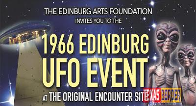 El OVNI que se estrello en Edimburg