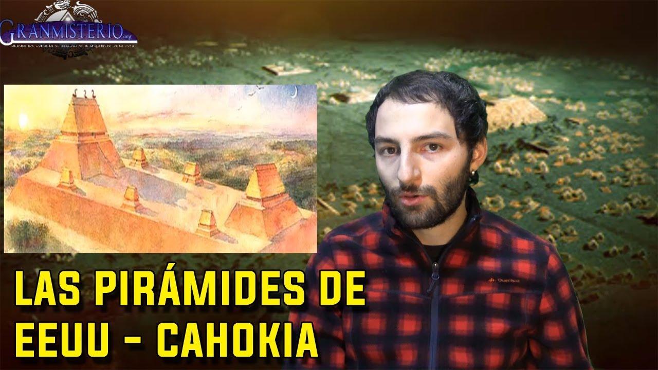 Encuentran 200 pirámides bajo Estados Unidos – Las pirámides de Cahokia