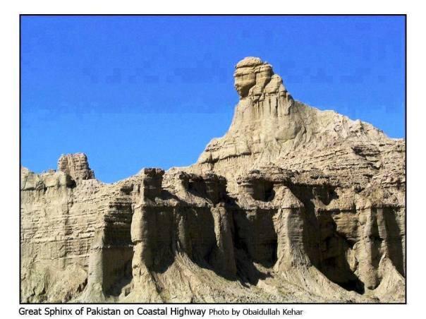 La Esfinge de Pakistán