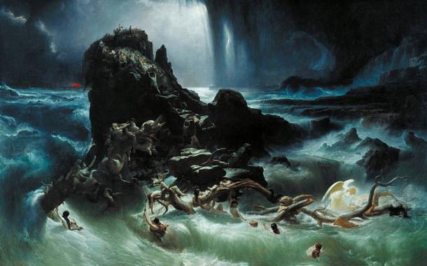 La Sorprendente Similitud entre la Leyenda Hindú de la Inundación de Manu y el relato Bíblico de Noé