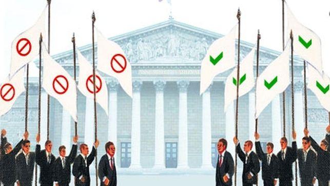 Los lobbies en España