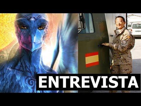 MILITAR REVELA CONTACTO EXTRATERRESTRES AVIARES