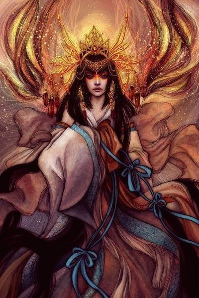 Mitología japonesa: Kami