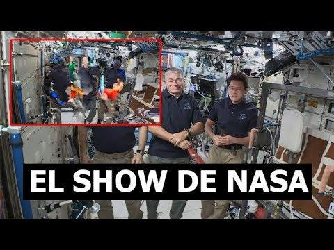 NASA Y SU CONSPIRACIÓN