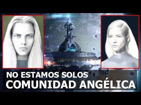 RAZAS ANGELICALES LA COMUNIDAD MAYOR