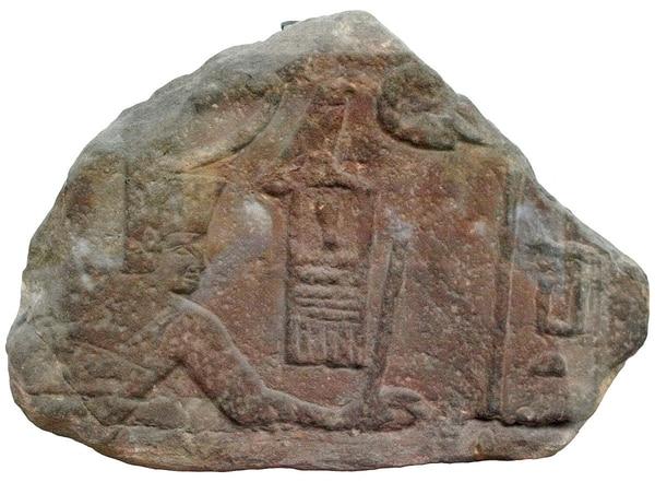 Un nuevo estudio encuentra 'el primer gigante' Faraón del Antiguo Egipto