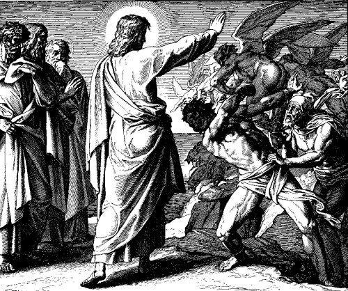 Formas de Actuar del Demonio y Cómo Defenderse