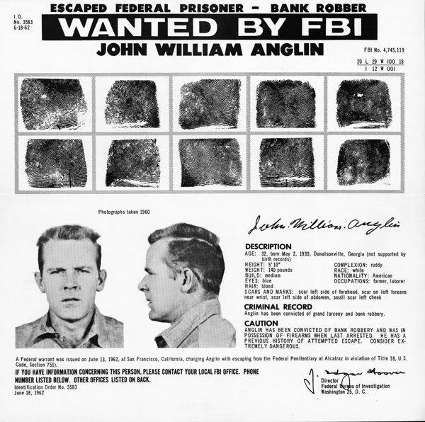 "unnamed file 703 - ""Si voy a la cárcel solo un año, les diré el lugar exacto donde estoy"": una carta al FBI reabre el caso de la legendaria fuga de Alcatraz"