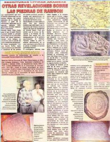 Fenicios en Argentina y Brasil hace 2500 Años?