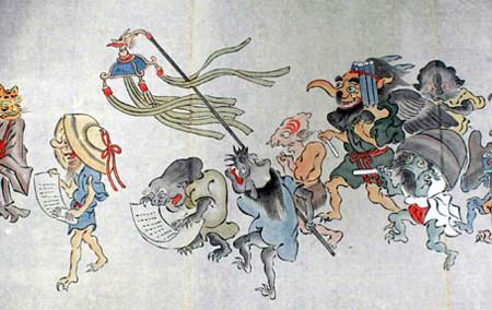 ¿ Sabes qué son los Tsukumogami?