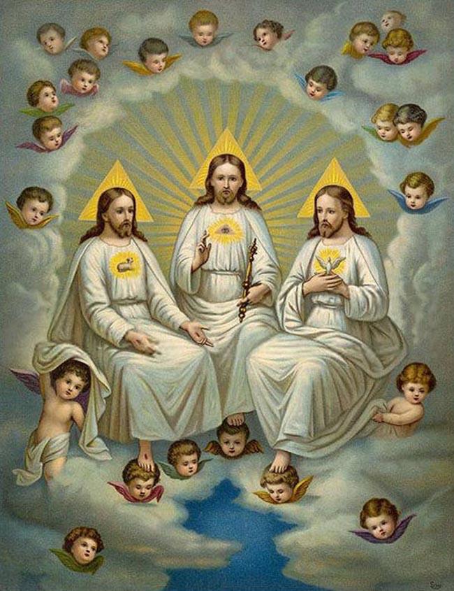 ¿fueron los dioses de la mitologia seres reales de carne y hueso la paradoja de jesus 4 - ¿Fueron los dioses de la mitología seres reales de carne y hueso? La paradoja de Jesús